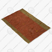 Chandra rugs LOS-1812 3d model
