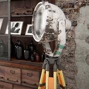 Лампа для штатива 3d model