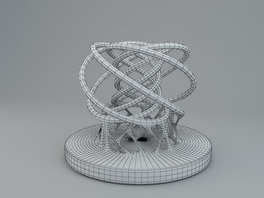 Antique royalty-free 3d model - Preview no. 4