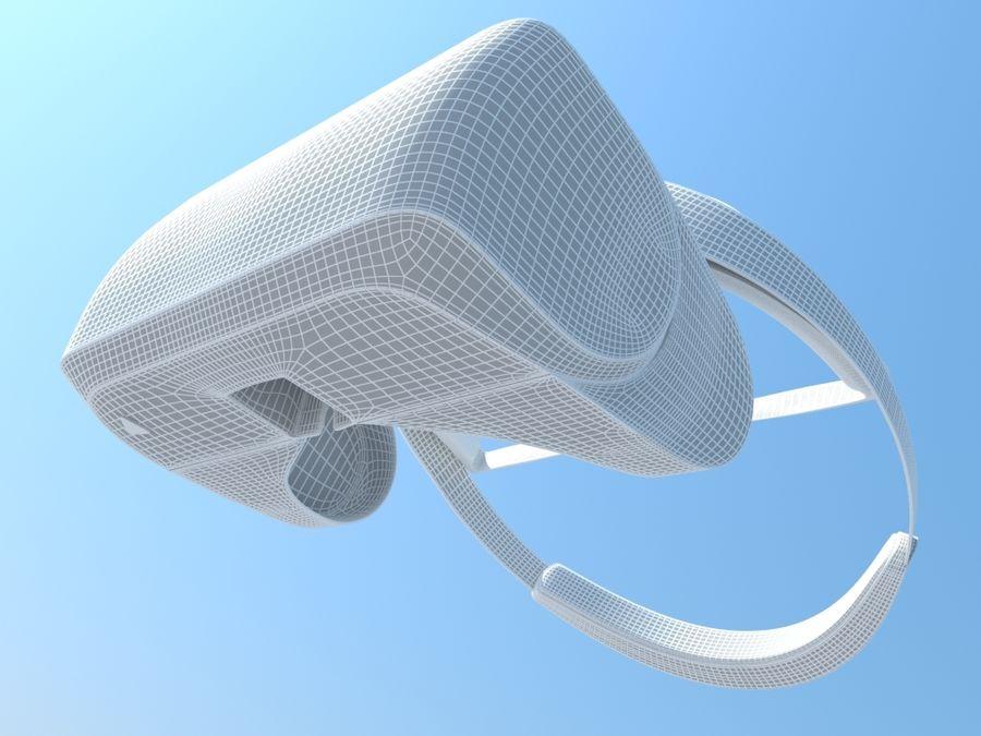 VR Gözlük royalty-free 3d model - Preview no. 9