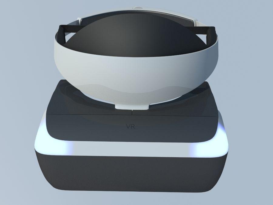 VR Gözlük royalty-free 3d model - Preview no. 3