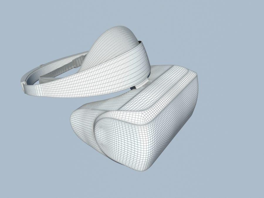 VR Gözlük royalty-free 3d model - Preview no. 7