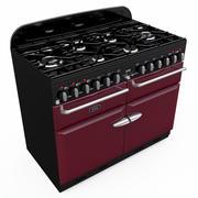 オーブンあが 3d model