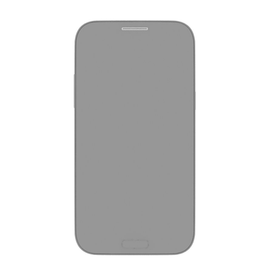 samsung galaxy grand neo royalty-free 3d model - Preview no. 14