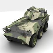 PTL02 Tank modelo 3d