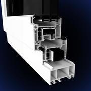 PVC Pencere Çerçevesi 3d model