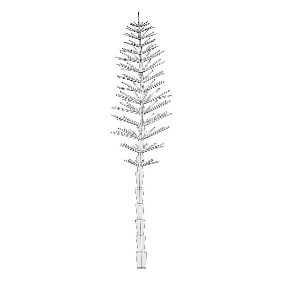 Aquatic Plant4 royalty-free 3d model - Preview no. 4