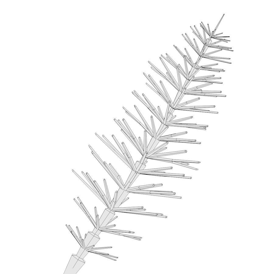 Aquatic Plant4 royalty-free 3d model - Preview no. 5