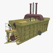 Constructor de módulos modelo 3d