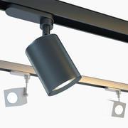 Light System 3d model