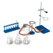 Laboratory Items 1 3d model