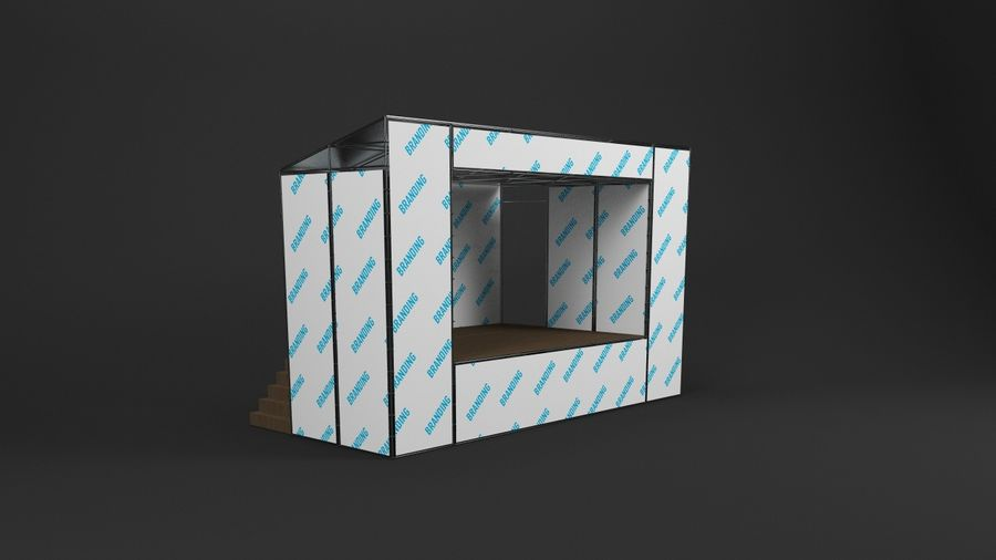scena royalty-free 3d model - Preview no. 1