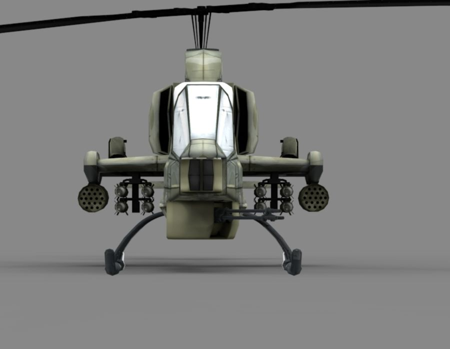 Military Vehicle Set royalty-free 3d model - Preview no. 2