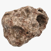 Meteorit 3d model