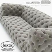 chester moon sofa 3d model
