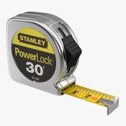 Tape Measure Stanley Powerlock 3d model