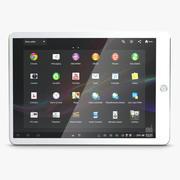 Tablet 1 3d model