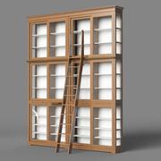 Morelato Biedermeier Bibliothek 3d model