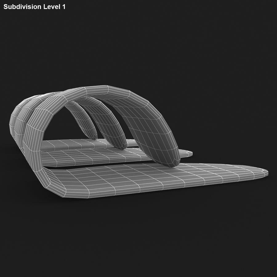 Thumb Pick royalty-free 3d model - Preview no. 16