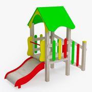 Playground009 3d model
