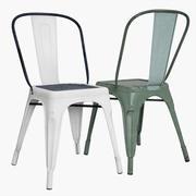 Rusty Tolix A Chair 3d model