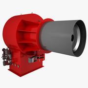 Gasbrander 3 3d model