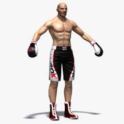 Boxare 3d model