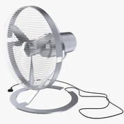 扇風機 3d model