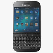 BlackBerry Classic 3d model