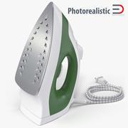 녹색 철 3d model