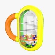 Детская игрушка 3d model