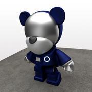 Robo Bear 3d model