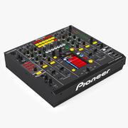 Pioneer DJM-2000 Mixer 3d model