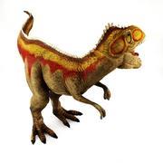 Giganotosaurus Toy - High Poly 3d model