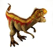Giganotosaurus Toy- High Poly 3d model