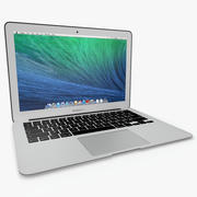 Apple MacBook Air Mid 2014(13インチ) 3d model