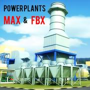 Kraftwerk 3d model