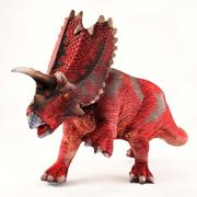 Pentaceratops Toy- High Poly 3d model
