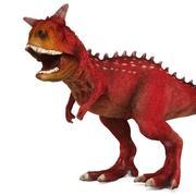 Carnotaurus Toy- High Poly 3d model
