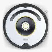 Robot Vacuum Cleaner Roomba 620 3d model