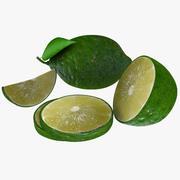 Lime Mix 3d model
