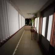 公寓室内阳台 3d model