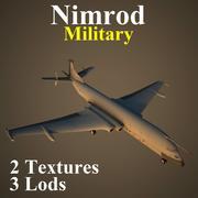 NIMR MIL 3d model