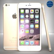 苹果iPhone 6金 3d model