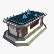 小科幻桌 3d model