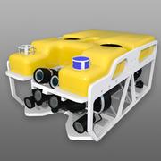 씨아이 ROV 3d model