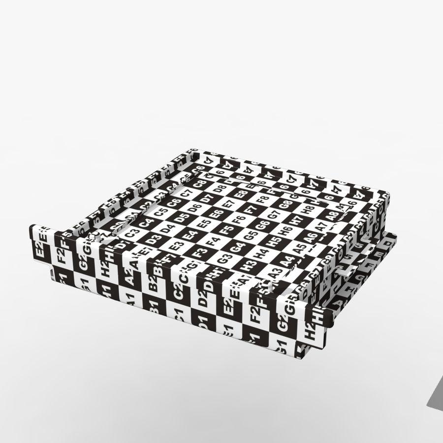 Drukarka 3D Form 1+ royalty-free 3d model - Preview no. 20