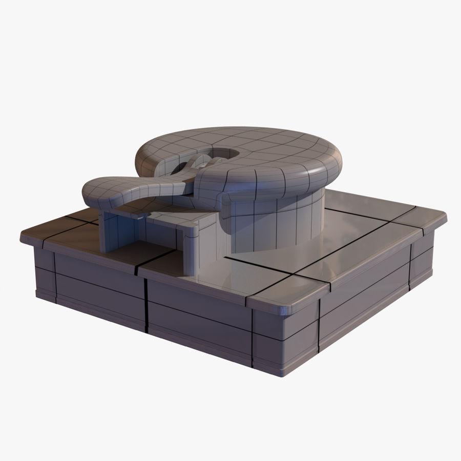 Drukarka 3D Form 1+ royalty-free 3d model - Preview no. 18