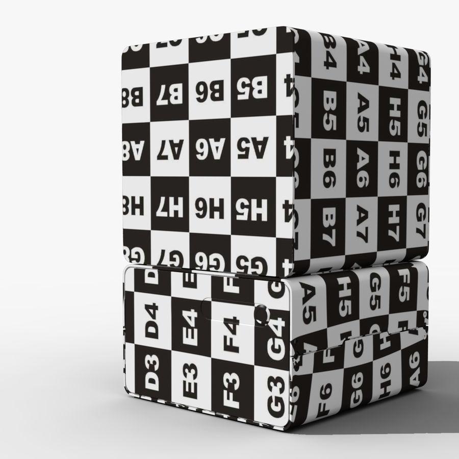 Drukarka 3D Form 1+ royalty-free 3d model - Preview no. 3