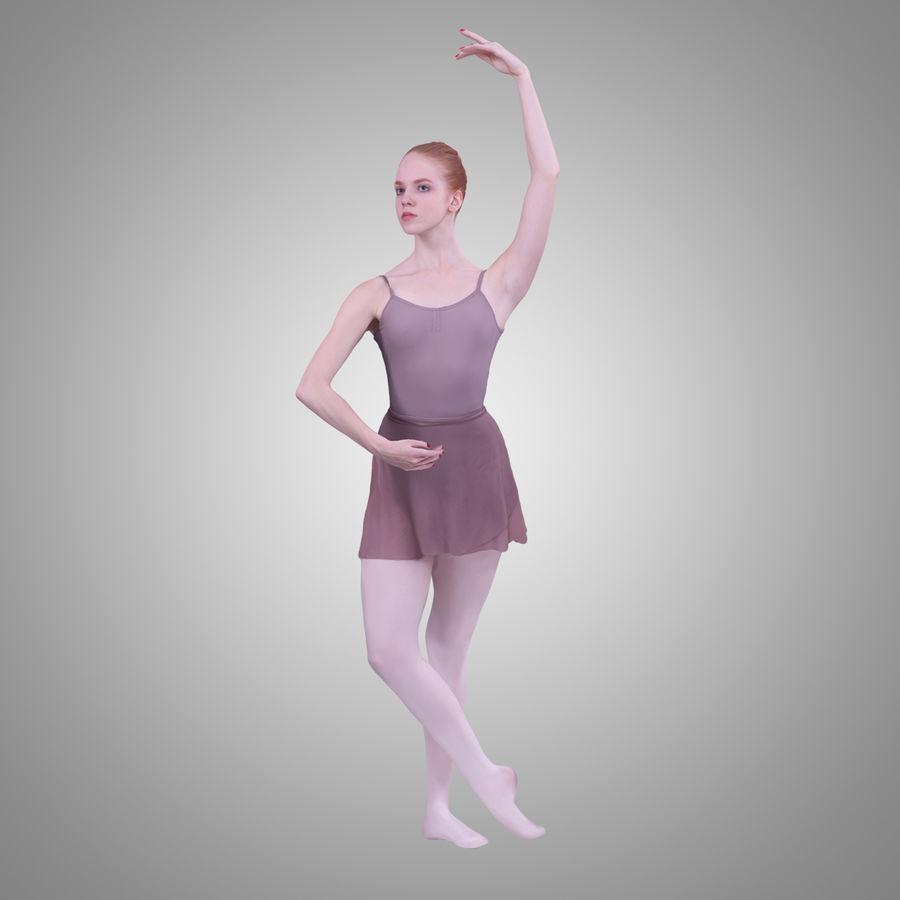 Ballet ruso royalty-free modelo 3d - Preview no. 3